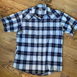 Men's Ely Cattleman Western Shirt